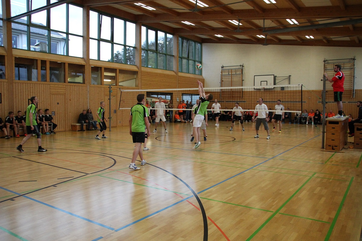 Volleyball Turnier 2016 034